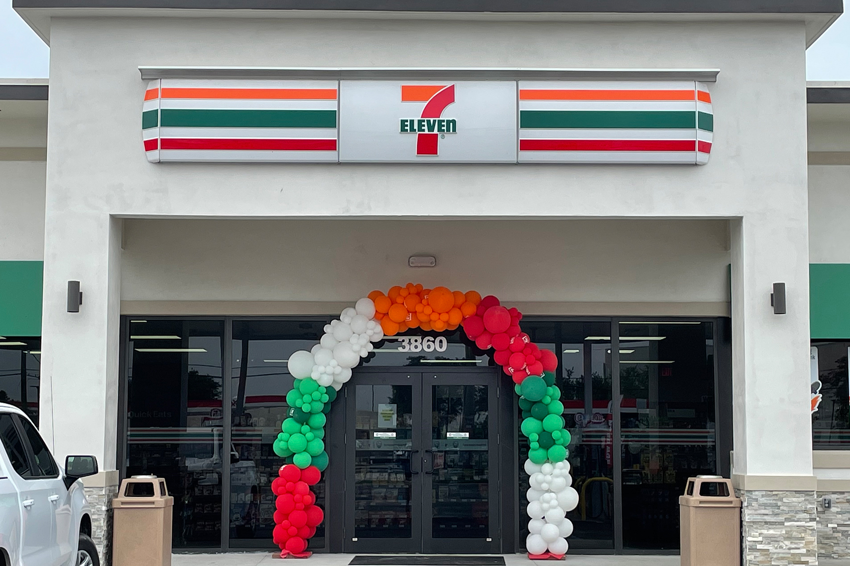 7 Eleven Opening